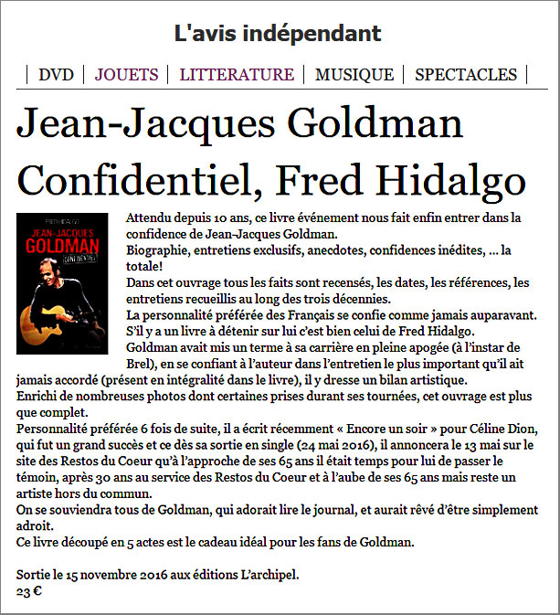 avis-independant