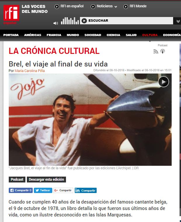 RFI en espagnol